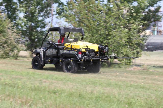 ATV / UTV Skid Sprayers